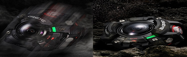 Casio's Latest Rugged Action Camera Looks like G-Shock!